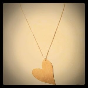Nashelle Bold Heart Necklace Joli